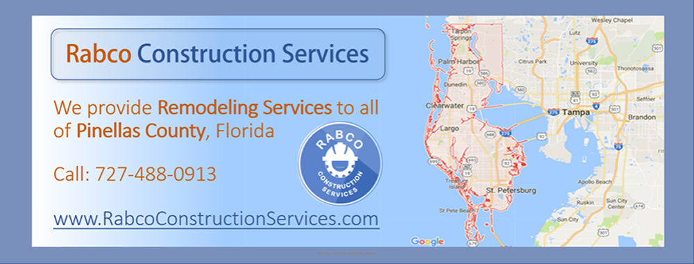 Rabco Construction Services Remodeling Additions Belleair - Bathroom remodeling clearwater fl