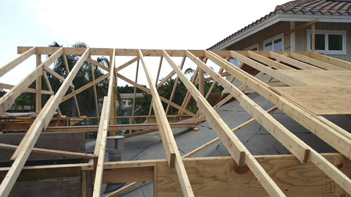 roof framing by rabco construction services