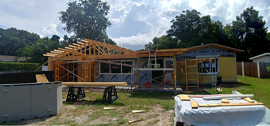 Home Addition by Rabco Construction Services Belleair FL